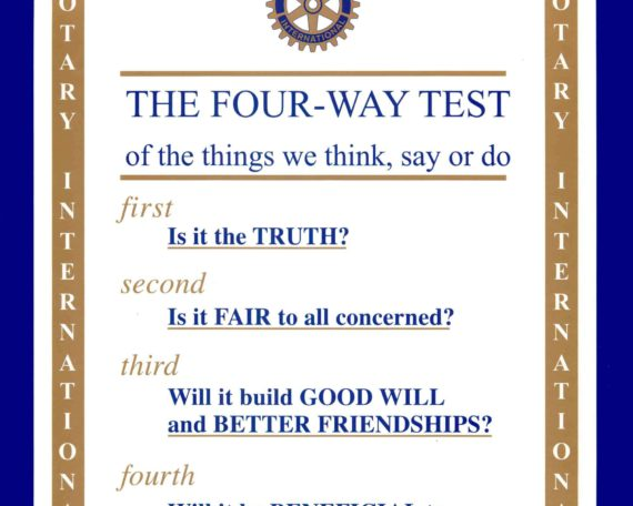 four-way test